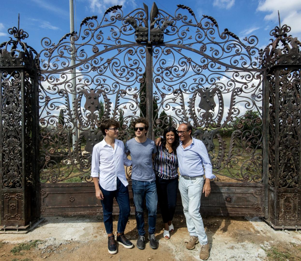 Famiglia Gazzotti