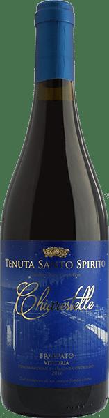Bottiglia Chiarestelle